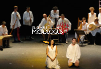 Ensemble Micrologus, Assisi, IT.